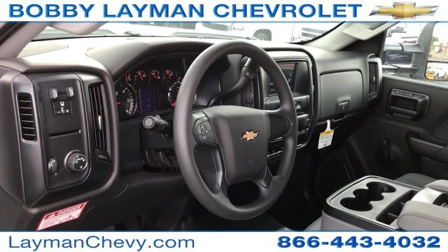 2017 Silverado 3500 Regular Cab DRW, Crysteel Dump Body #HF206832 - photo 23