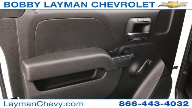 2017 Silverado 3500 Regular Cab DRW, Crysteel Dump Body #HF206832 - photo 27