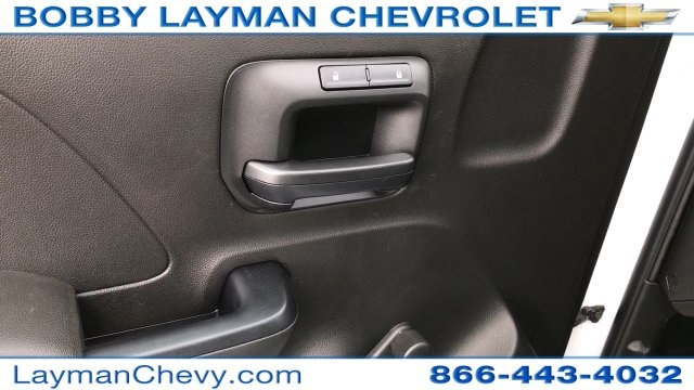 2017 Silverado 3500 Regular Cab DRW, Crysteel Dump Body #HF206832 - photo 28