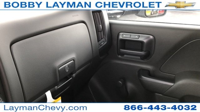2017 Silverado 3500 Regular Cab DRW, Crysteel Dump Body #HF206832 - photo 35