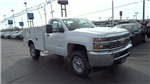 2017 Silverado 2500 Regular Cab 4x4, Knapheide Standard Service Body #HZ218776 - photo 5