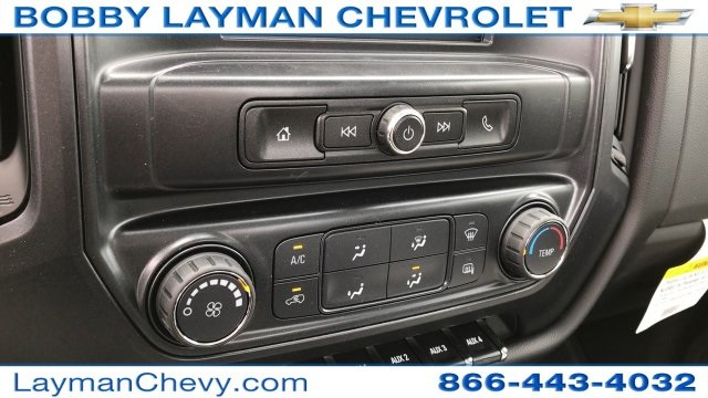 2017 Silverado 3500 Regular Cab DRW 4x4, Knapheide Standard Service Body Service Body #HZ232298 - photo 25