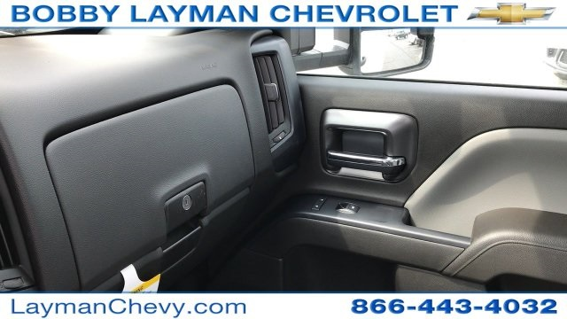 2017 Silverado 3500 Regular Cab DRW 4x4, Knapheide Standard Service Body Service Body #HZ232298 - photo 27