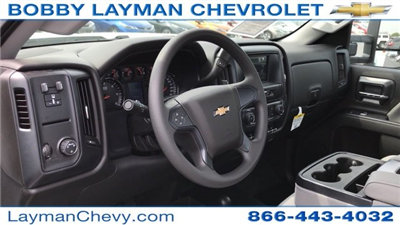 2017 Silverado 3500 Regular Cab DRW 4x4, Knapheide Standard Service Body Service Body #HZ232298 - photo 28