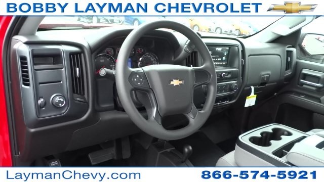 2017 Silverado 1500 Double Cab 4x4 Pickup #HZ234851 - photo 10