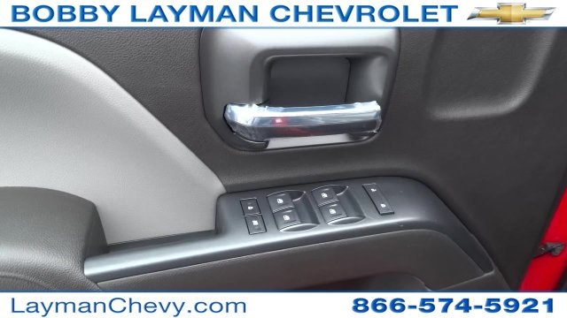 2017 Silverado 1500 Double Cab 4x4 Pickup #HZ234851 - photo 11