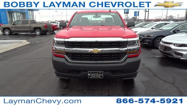 2017 Silverado 1500 Double Cab 4x4 Pickup #HZ234851 - photo 4