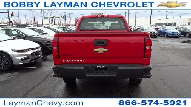 2017 Silverado 1500 Double Cab 4x4 Pickup #HZ234851 - photo 7