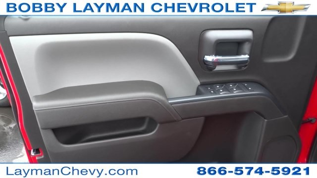 2017 Silverado 1500 Double Cab 4x4 Pickup #HZ234851 - photo 23