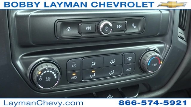 2017 Silverado 1500 Double Cab 4x4 Pickup #HZ234851 - photo 26