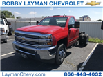 2017 Silverado 3500 Regular Cab DRW 4x2,  Cab Chassis #HZ256656 - photo 1