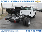 2017 Silverado 3500 Regular Cab DRW Cab Chassis #HZ268443 - photo 2