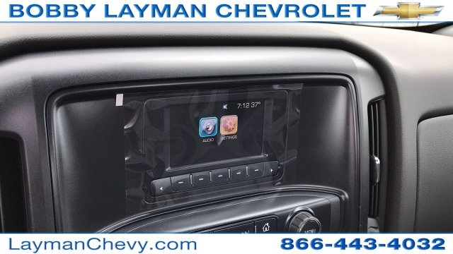2017 Silverado 2500 Regular Cab, Knapheide Standard Service Body #HZ394454 - photo 30