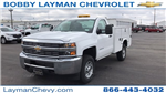 2017 Silverado 2500 Regular Cab, Knapheide Standard Service Body #HZ394454 - photo 3