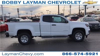 2018 Colorado Extended Cab, Pickup #J1168593 - photo 1