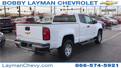 2018 Colorado Extended Cab, Pickup #J1168593 - photo 6