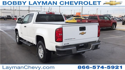 2018 Colorado Extended Cab, Pickup #J1168593 - photo 2