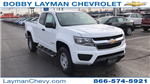 2018 Colorado Extended Cab, Pickup #J1168593 - photo 5