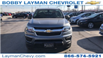 2018 Colorado Extended Cab, Pickup #J1173117 - photo 4