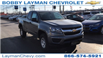 2018 Colorado Extended Cab, Pickup #J1173117 - photo 5