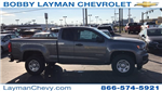 2018 Colorado Extended Cab, Pickup #J1173117 - photo 1