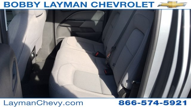 2018 Colorado Crew Cab, Pickup #J1176999 - photo 28