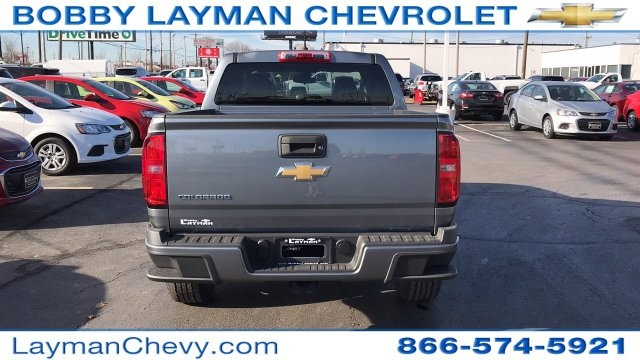 2018 Colorado Crew Cab, Pickup #J1176999 - photo 7