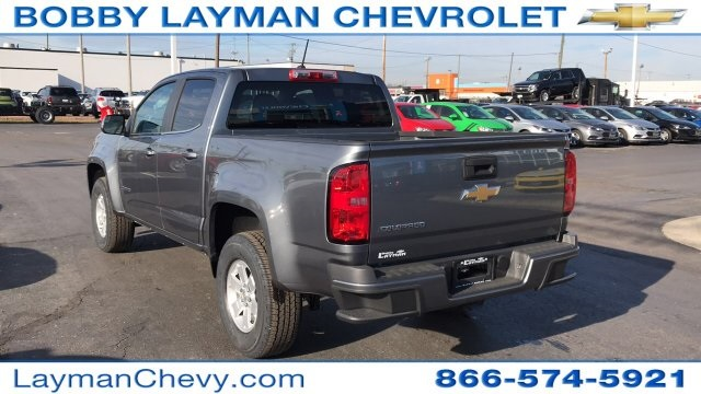 2018 Colorado Crew Cab, Pickup #J1176999 - photo 2