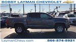 2018 Colorado Crew Cab, Pickup #J1176999 - photo 1