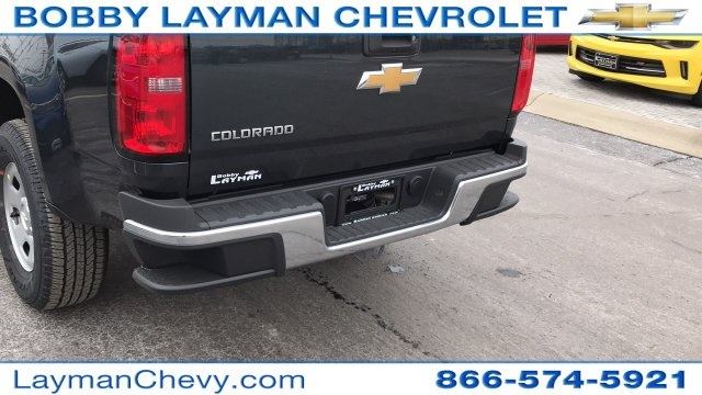 2018 Colorado Extended Cab 4x4, Pickup #J1177465 - photo 8