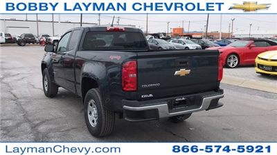2018 Colorado Extended Cab 4x4, Pickup #J1177465 - photo 2