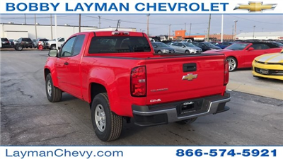 2018 Colorado Extended Cab, Pickup #J1177919 - photo 2