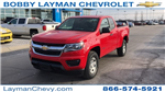 2018 Colorado Extended Cab, Pickup #J1177919 - photo 3