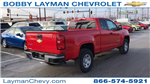 2018 Colorado Extended Cab, Pickup #J1177919 - photo 6