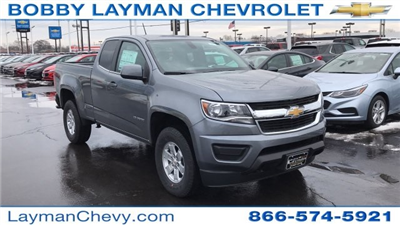 2018 Colorado Extended Cab 4x4, Pickup #J1187986 - photo 5
