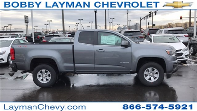 2018 Colorado Extended Cab 4x4, Pickup #J1187986 - photo 1