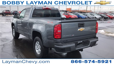 2018 Colorado Extended Cab 4x4, Pickup #J1187986 - photo 2