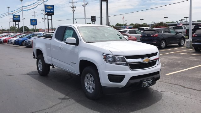 2018 Colorado Extended Cab 4x4,  Pickup #J1291051 - photo 5