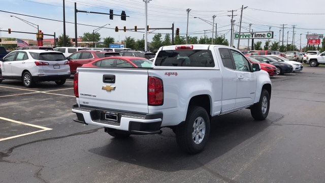 2018 Colorado Extended Cab 4x4,  Pickup #J1291051 - photo 6