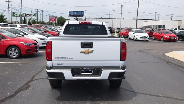 2018 Colorado Extended Cab 4x4,  Pickup #J1291051 - photo 7