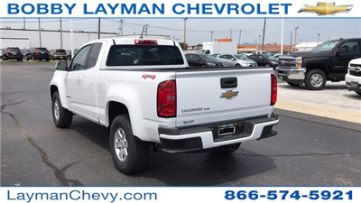 2018 Colorado Extended Cab 4x4,  Pickup #J1291051 - photo 2