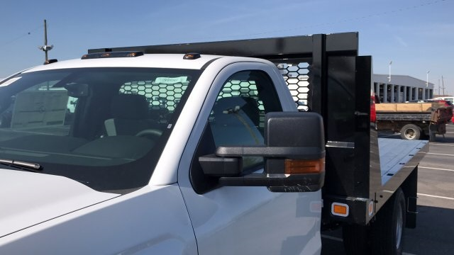 2018 Silverado 3500 Regular Cab DRW, Platform Body #JF109342 - photo 26