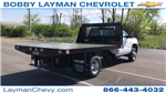 2018 Silverado 3500 Regular Cab DRW, Platform Body #JF109342 - photo 1