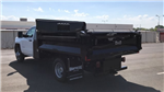 2018 Silverado 3500 Regular Cab DRW, Dump Body #JF110071 - photo 1