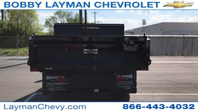 2018 Silverado 3500 Regular Cab DRW, Dump Body #JF112169 - photo 7