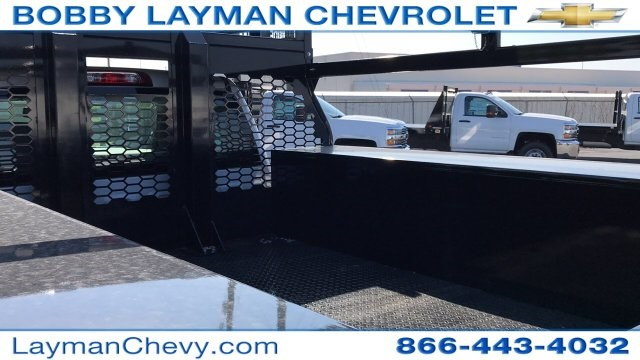 2018 Silverado 3500 Regular Cab DRW 4x2,  Knapheide Contractor Body #JF112250 - photo 12