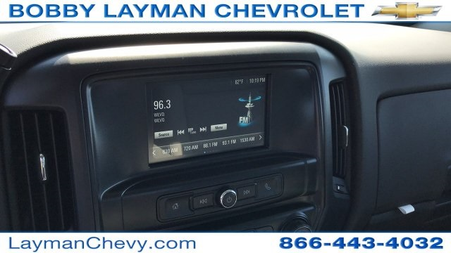 2018 Silverado 3500 Regular Cab DRW 4x2,  Knapheide Contractor Body #JF112250 - photo 23