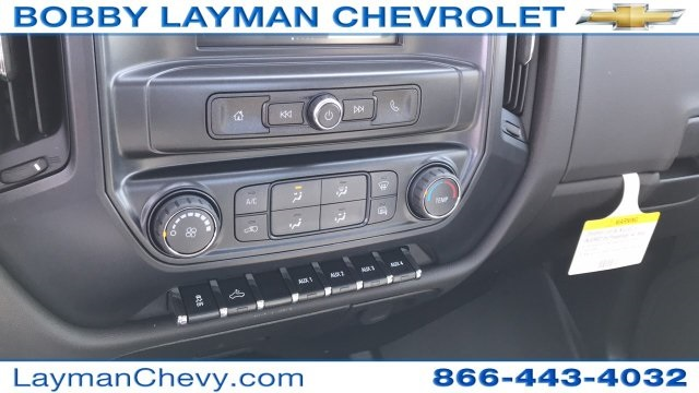 2018 Silverado 3500 Regular Cab DRW, Stake Bed #JF112559 - photo 23