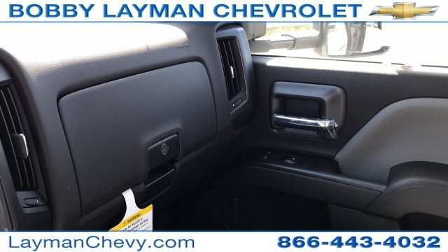 2018 Silverado 3500 Regular Cab DRW, Stake Bed #JF112559 - photo 24