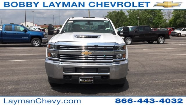2018 Silverado 3500 Crew Cab DRW 4x2,  Service Body #JF123697 - photo 4